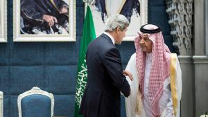 Acuerdo secreto EE.UU. - Arabia Saudita