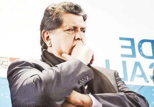 Alaan García. preocupado