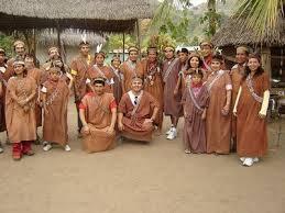 Asháninkas. grupo nativo