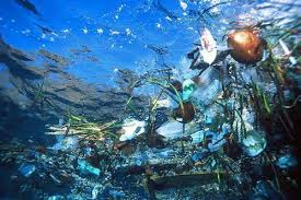 basura plastica en los oceanos