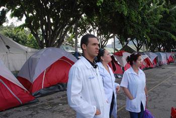 Cuba contra el ebola