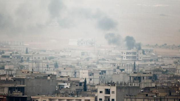 EI derrotado en Kobani