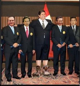 Los 5 jinetes de la oligarquía y el imperialismo.