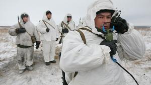 Militarees rusos