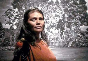 mujer asháninka