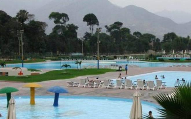 Parque zonal. 2