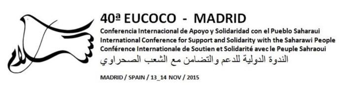 40 EUCOCO - MADRID