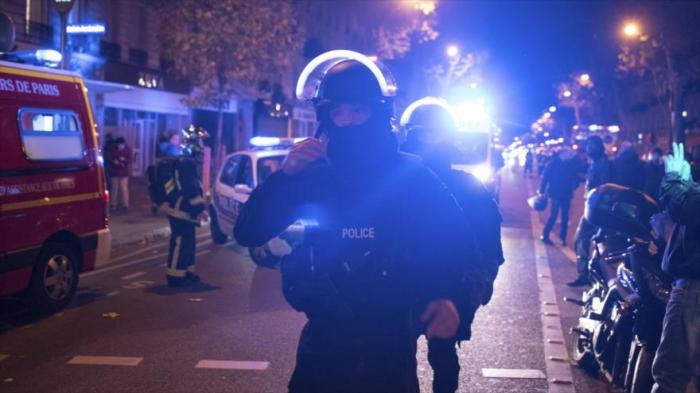 Mossad perpetro los atentados de Paris y Beirut