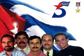 los 5 heroes cubanos