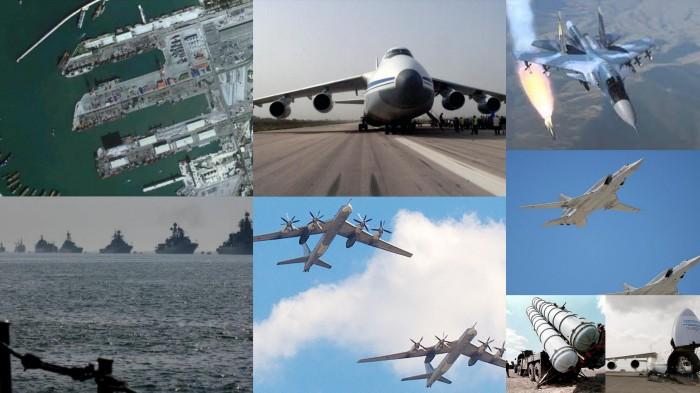 Rusia-poder militar en Siria
