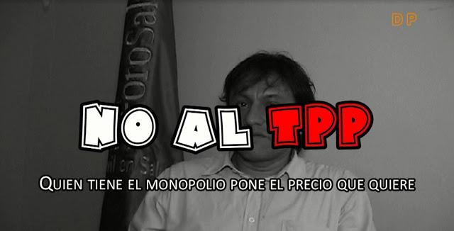Una Amenaza Llamada TPP